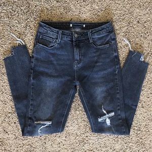 Lightly Distressed Levi's
